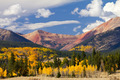 Colorado Mountain Landscape with Fall Aspens - PhotoDune Item for Sale