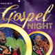 Gospel Flyer - GraphicRiver Item for Sale