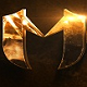 Cinematic Metal Logo 2
