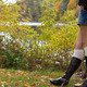 Boots and Skirt in the Forest - PhotoDune Item for Sale