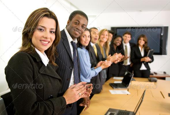 PhotoDune business team success 430725
