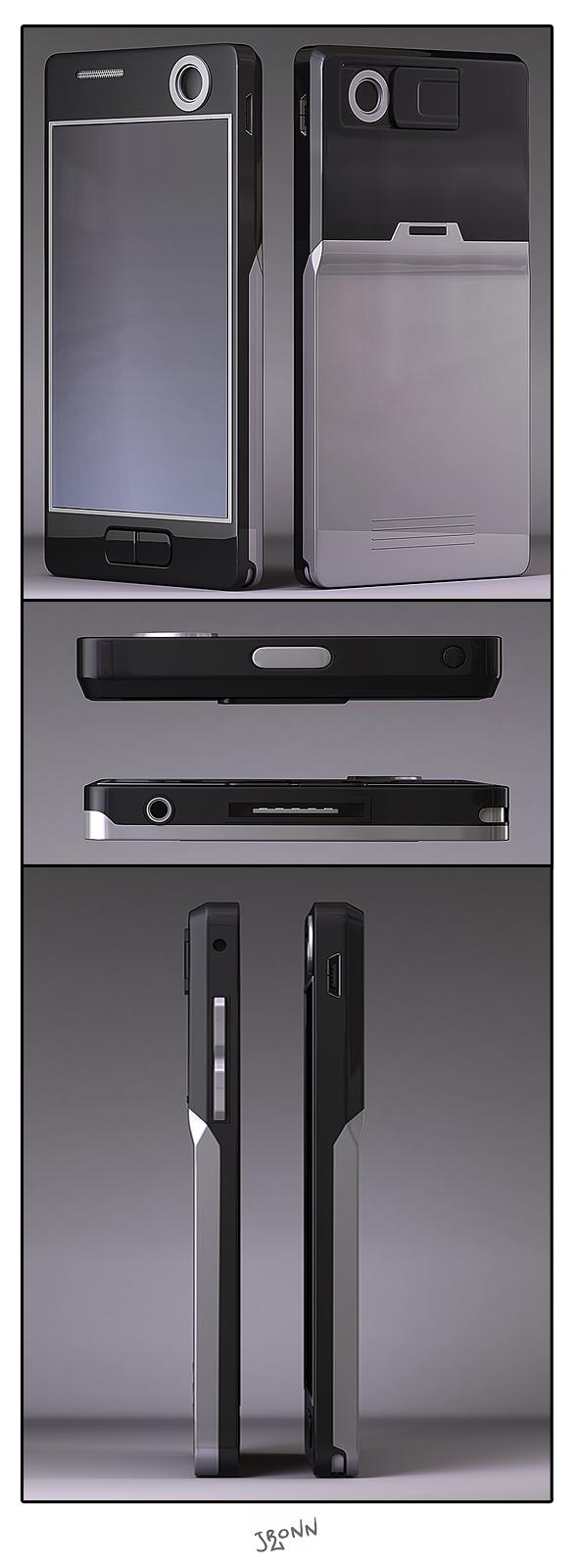 3DOcean Cellphone Generic 01 3985629