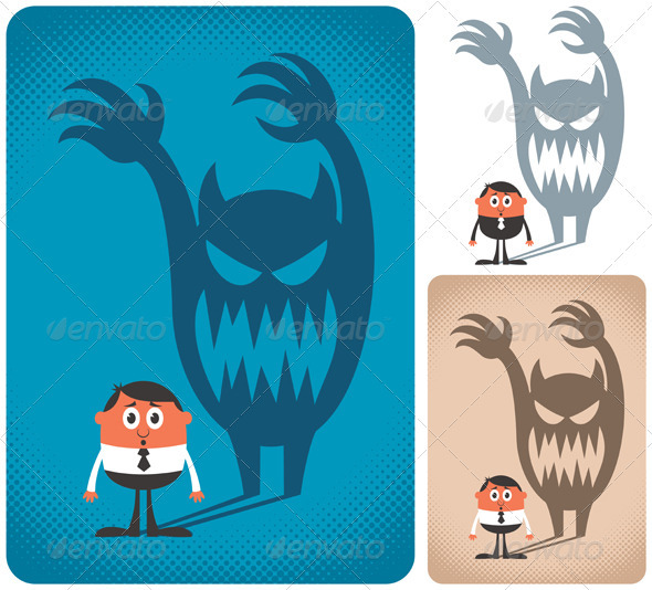 GraphicRiver Fear 3988853