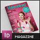 24 Pages Valentine Magazine Template - GraphicRiver Item for Sale