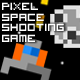 Pixel Space Shooting Game - ActiveDen Item for Sale