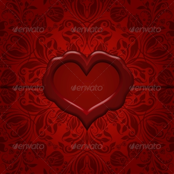 GraphicRiver Template Frame Design for Greeting Card 4000976
