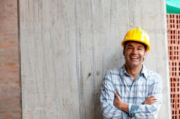 PhotoDune Construction worker 432671