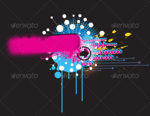 GraphicRiver Abstract Background 4002403