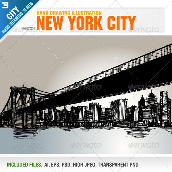 GraphicRiver New York City 4004375