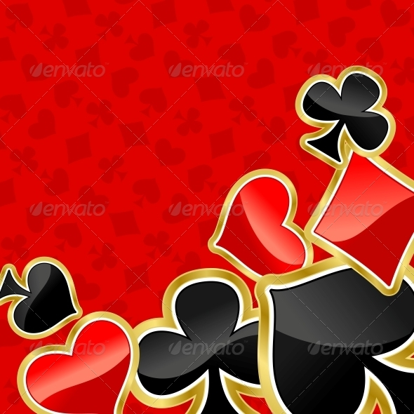 GraphicRiver Poker Background 4007948