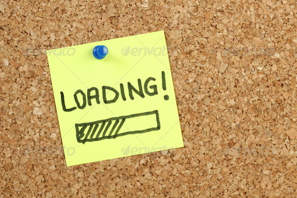 Loading - Stock Photo - Images