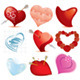 Set of Heart Icons. Vector Image - GraphicRiver Item for Sale