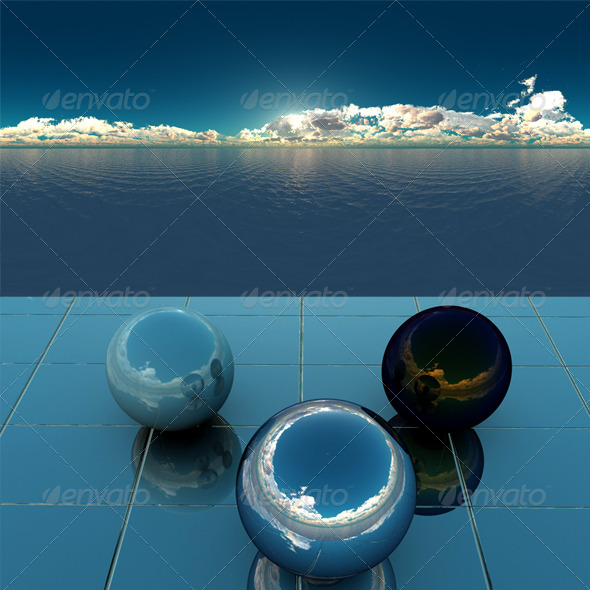 3DOcean Sea 45 4011838