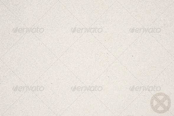 Label on sand background and textured - Stock Photo - Images
