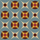 Seamless Geometrical Retro Pattern - GraphicRiver Item for Sale