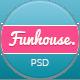 遊樂園裡 - 創作機構PSD模板 - WorldWideThemes.net項目出售