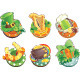 Symbols for St. Patrick&amp;#x27;s Day - GraphicRiver Item for Sale