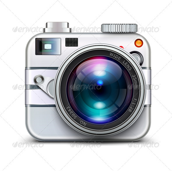 GraphicRiver Photo Camera 4018873