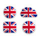 UK Flag Labels - GraphicRiver Item for Sale