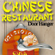 Chinese Restaurant Door Hanger - GraphicRiver Item for Sale