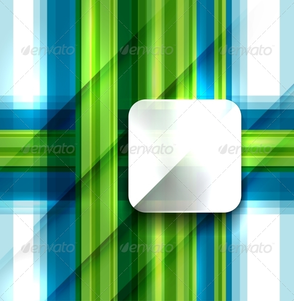 GraphicRiver Modern geometric abstract background 4021913