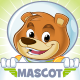 SpaceBear Mascot - GraphicRiver Item for Sale