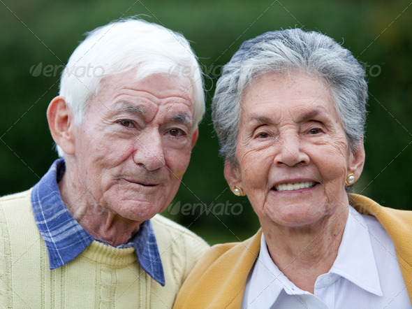 Stock Photo - PhotoDune Elder couple 434881