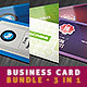 Clean & Creative Business Cards Bundle - GraphicRiver Item for Sale