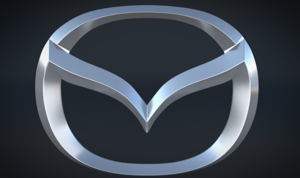 3DOcean Mazda Logo 4023057