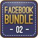 Creative FB Timeline Bundle - 02 - GraphicRiver Item for Sale