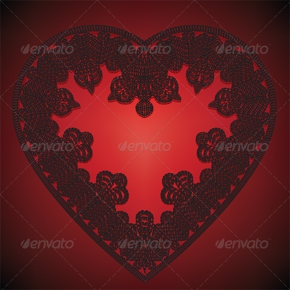 GraphicRiver Valentines greeting card 4023693