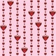 Valentines seamless background - GraphicRiver Item for Sale