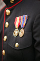 Marine Dress Uniform Medals - PhotoDune Item for Sale