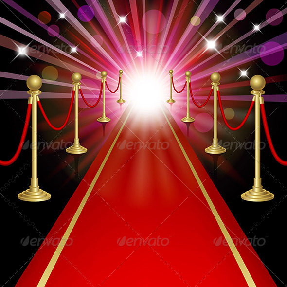 GraphicRiver Red Carpet 4026867