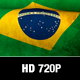 Brazil Flag Loop - VideoHive Item for Sale