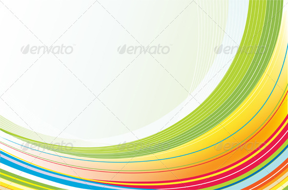 GraphicRiver Abstract Background 4027427