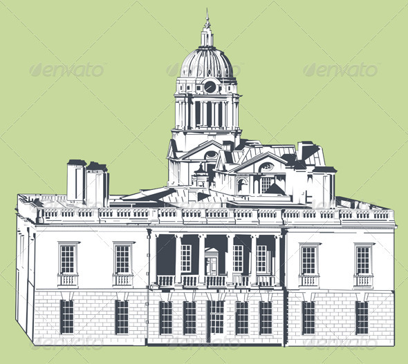 GraphicRiver queen's house 4027529