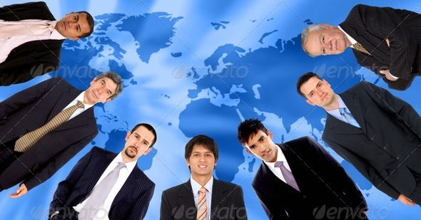Business men - Stock Photo - Images