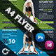 Sport Template Business Flyer - GraphicRiver Item for Sale