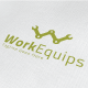 Work Equips Logo - GraphicRiver Item for Sale