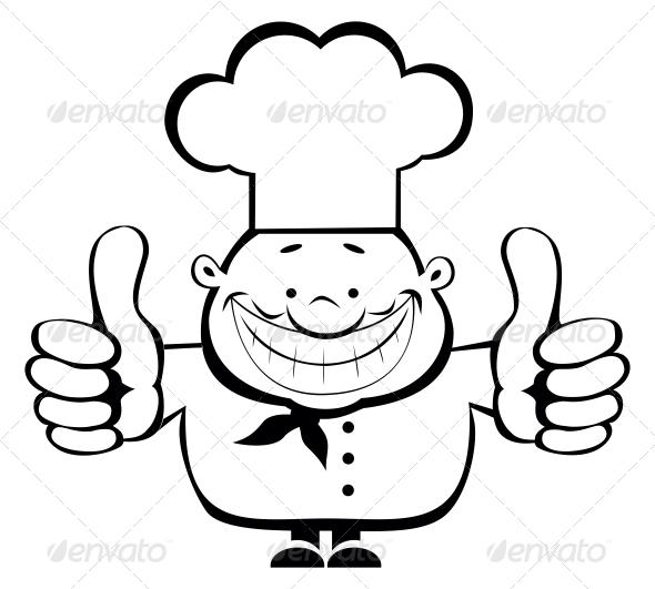 GraphicRiver Chef 4030001