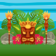 Tiki Statue - GraphicRiver Item for Sale