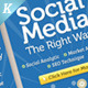 Social Media Web Banner Set - GraphicRiver Item for Sale