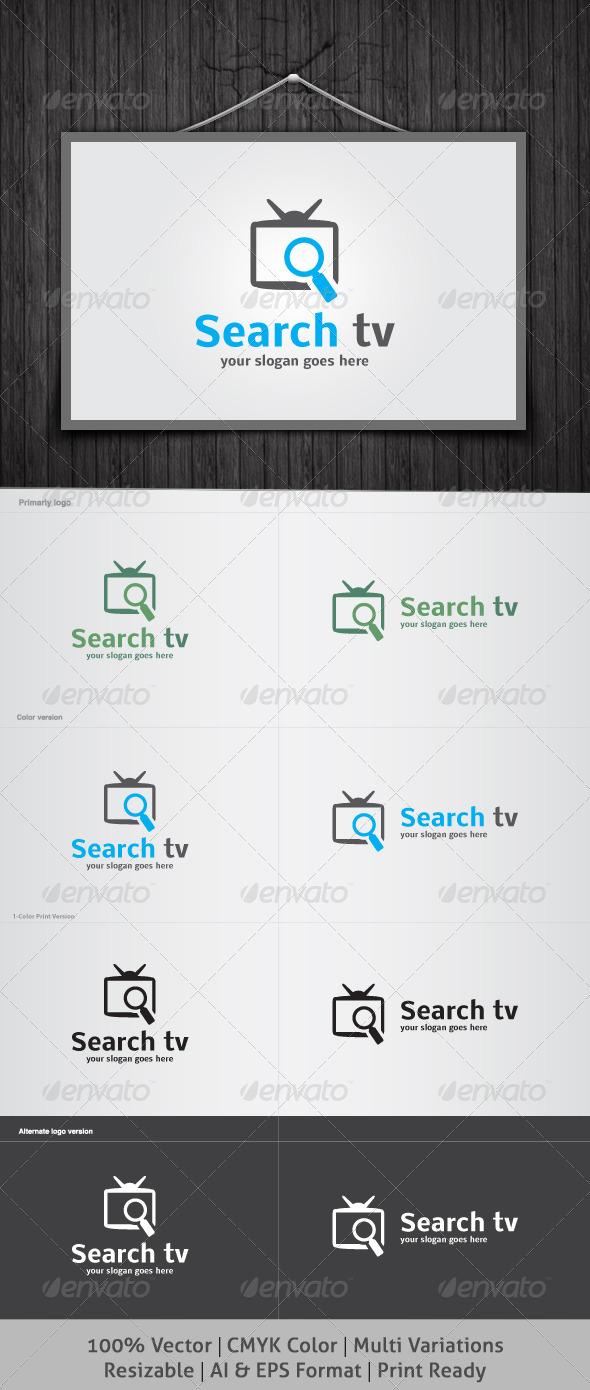 GraphicRiver Search tv Logo 4040648