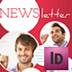 Newsletter Vol. 7 – Indesign Template - GraphicRiver Item for Sale