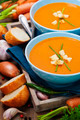 Traditional Carrot soup - PhotoDune Item for Sale