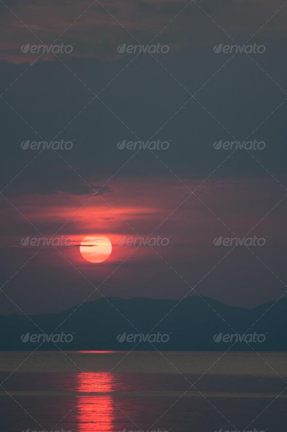 PhotoDune sunset 4048046