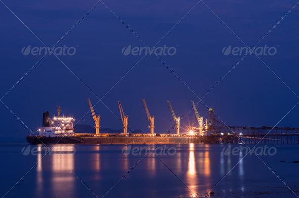 PhotoDune harbor 4048049