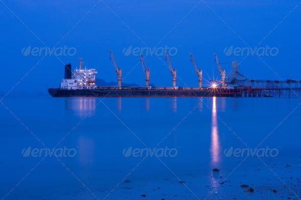 PhotoDune harbor 4048091
