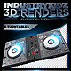 Turntable 3D Render - GraphicRiver Item for Sale